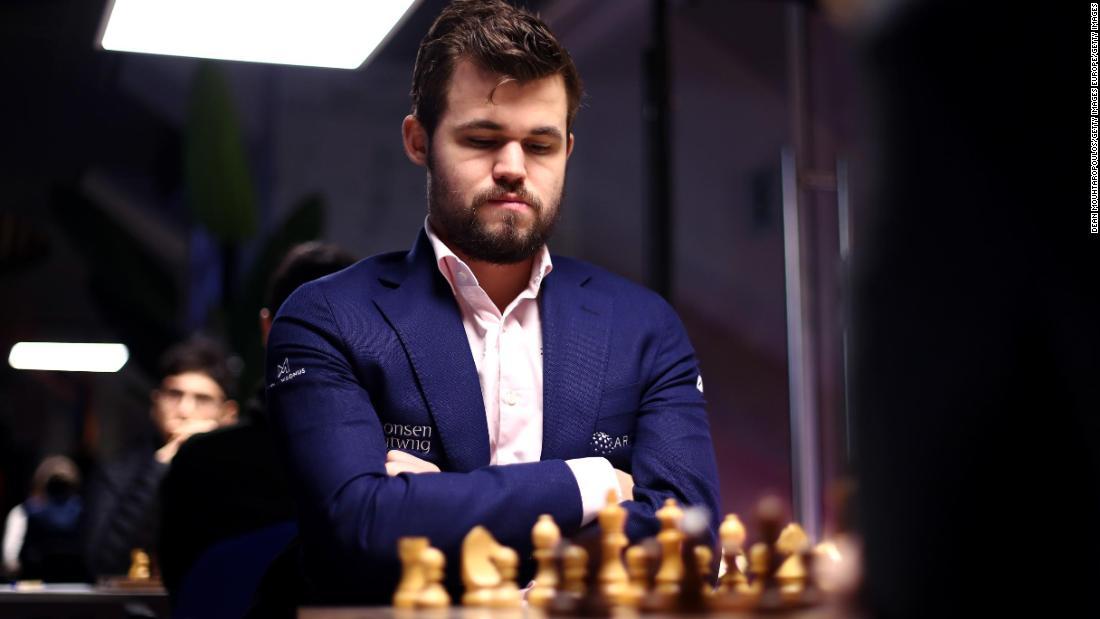 Magnus Carlsen si vendica della sensazione iraniana di 16 anni nel torneo di scacchi online più ricco del mondo