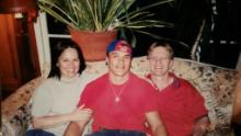 È stato estremamente speciale stare con la mia famiglia quando mi sono unito - ricordare i sacrifici che hanno fatto per me ha reso il momento ancora più significativo.