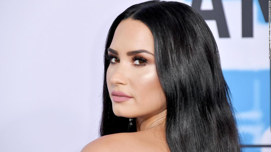 Demi Lovato ha una consulenza sulla salute mentale durante Covid-19