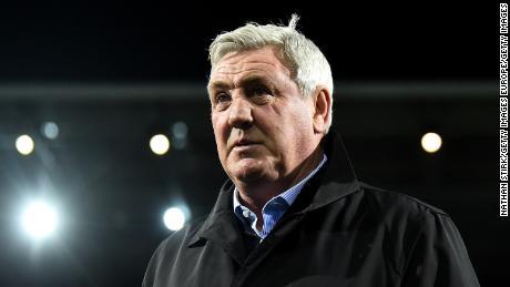 Steve Bruce ha assunto il Newcastle l'anno scorso.