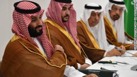 Il principe ereditario dell'Arabia Saudita, Mohammed bin Salman, è presidente del Fondo per gli investimenti pubblici che sta cercando di acquistare azioni dal Newcastle United.