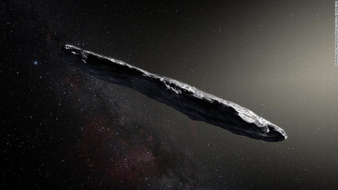 """Gli astronomi scoprono asteroidi """"alieni"""" che vivono nel nostro sistema solare"""