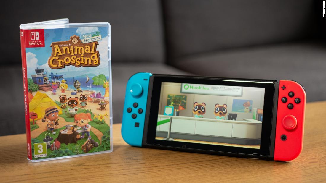 Nintendo Switch e 'Animal Crossing' sono i bestseller in quarantena. Ecco perché