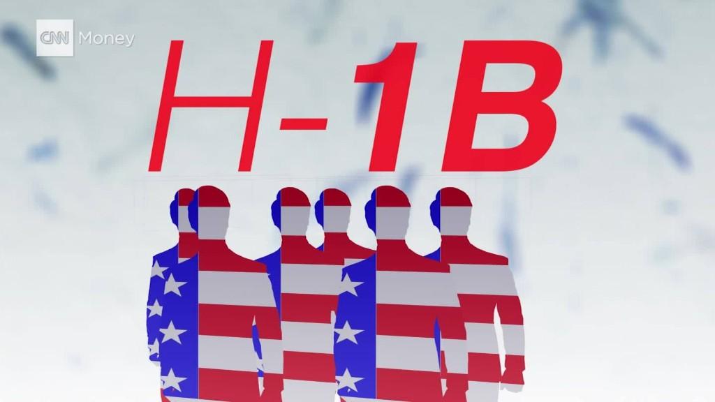 Che cos'è un visto H-1B?