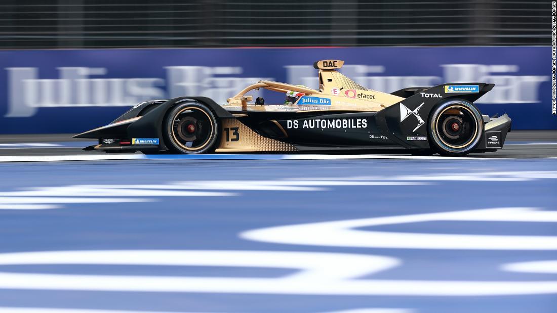 António Félix Da Costa produce una prestazione straordinaria per vincere Marrakech ePrix