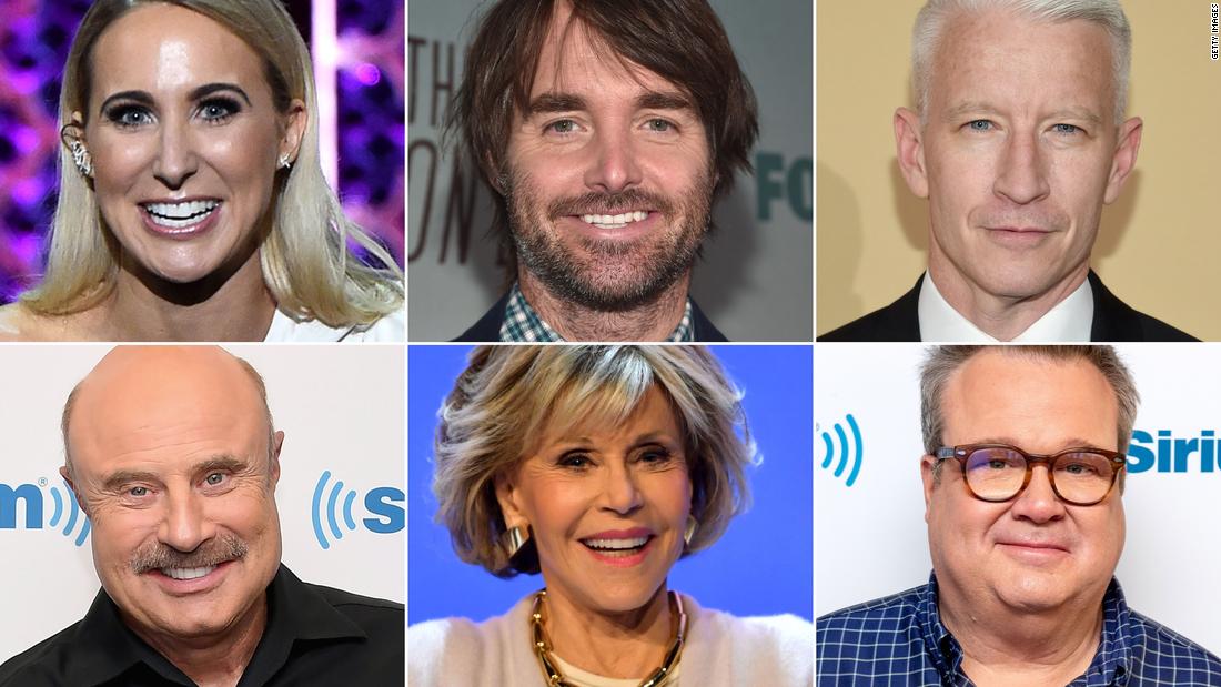 Ecco le celebrità che competeranno per beneficenza su chi vuole essere un milionario
