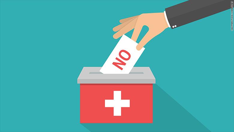Gli elettori svizzeri rifiutano la revisione dell'imposta sulle società