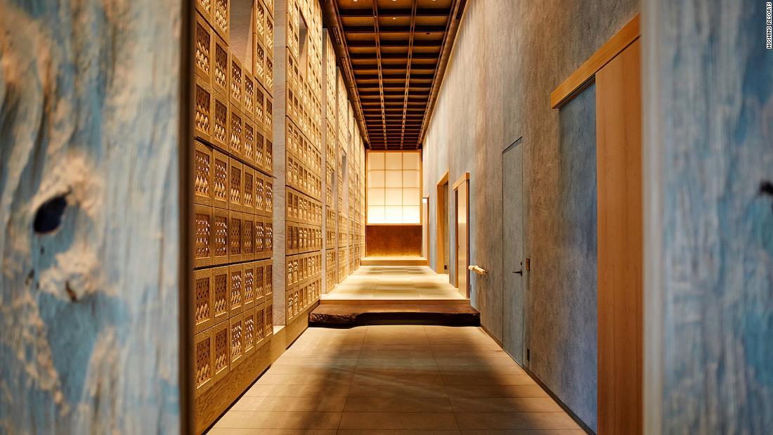 Hoshinoya Tokyo: il ryokan urbano più lussuoso del Giappone