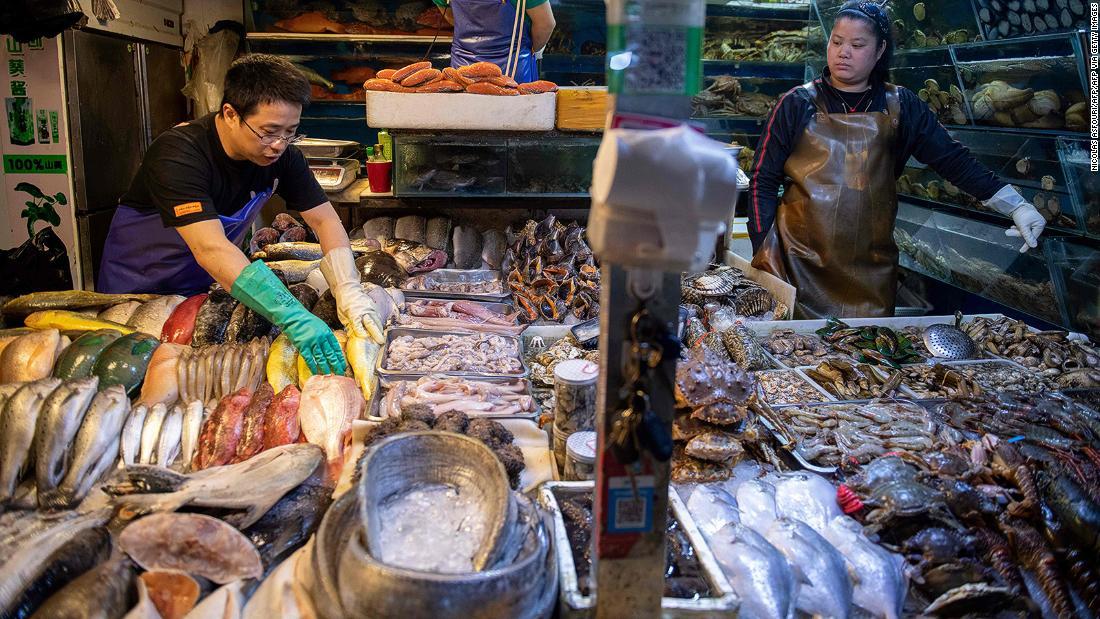 I mercati umidi della Cina non sono ciò che alcune persone pensano di essere