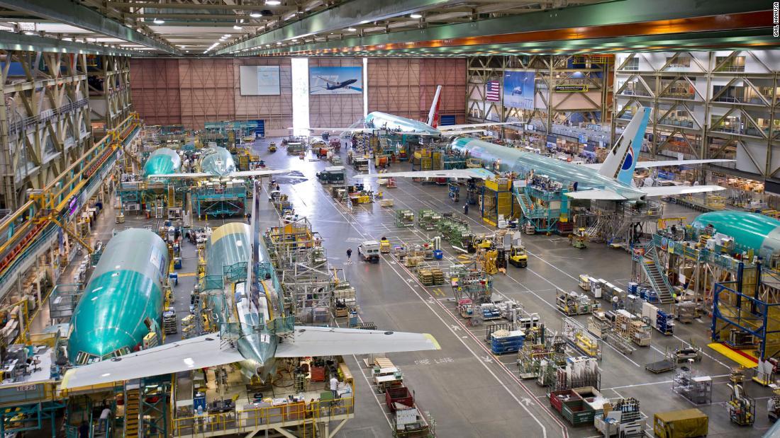 Il Boeing non tornerà presto alla normalità