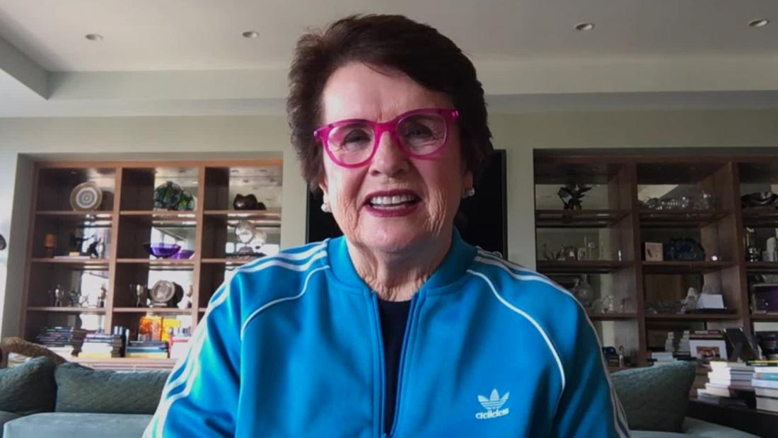 """Il centro di tennis """"felice"""" di Billie Jean King è utilizzato come ospedale di emergenza per alleviare i coronavirus"""