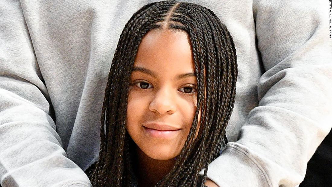 La figlia di Beyoncé, Blue Ivy Carter, ti ricorda di lavarti le mani nel modo più carino