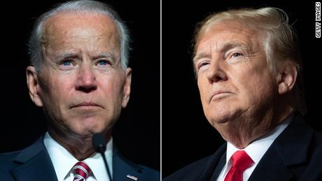 Sondaggio della CNN: Biden guida Trump nel duello nazionale