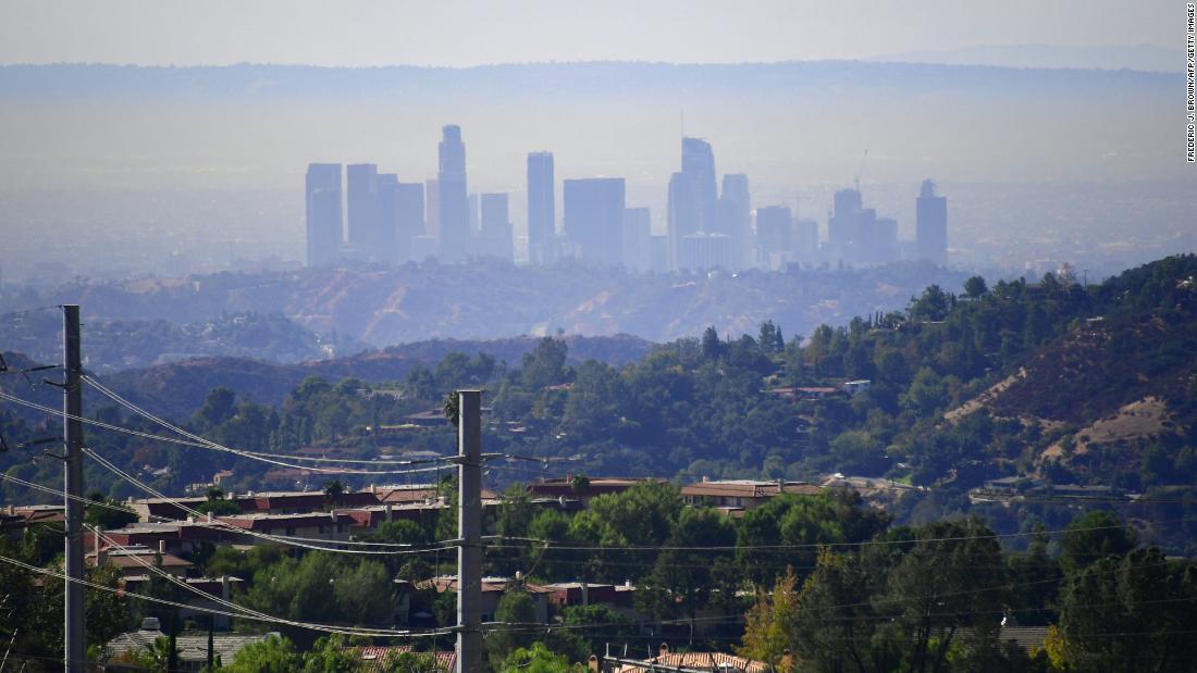 La nuova qualità dell'aria negli Stati Uniti è drammaticamente peggiore, afferma un nuovo rapporto sulle condizioni dell'aria