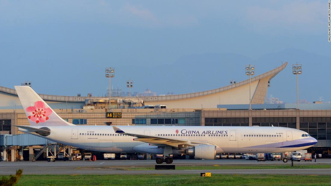 La più grande compagnia aerea di Taiwan, China Airlines prevede di cambiare nome