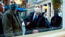& # 39; Contagio & # 39; vs coronavirus: i legami del film con una vera pandemia