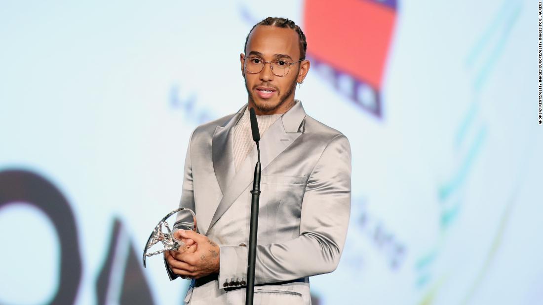 Lewis Hamilton chiede diversità e inclusività