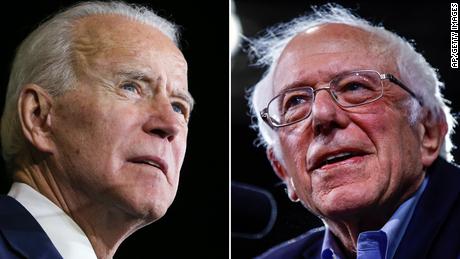 Bernie Sanders supporta Joe Biden come presidente