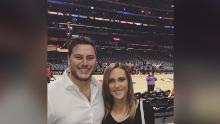 Jared e la sua ragazza, Samantha, durante il loro cambiamento di stile di vita.