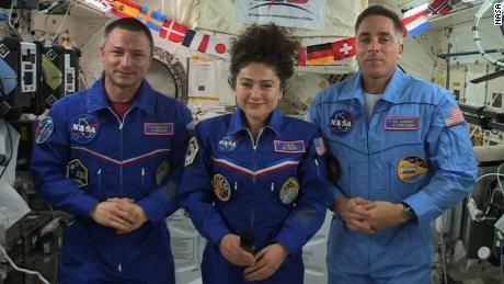 Essere un astronauta durante una pandemia: & quot; Penso che mi sentirò più isolato sulla Terra & quot;