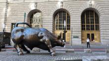 Il mercato azionario agisce come una rapida ripresa è una schiacciata. Non lo è