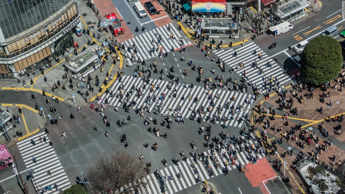 Shibuya Crossing a Tokyo: scopri l'incrocio più selvaggio del mondo