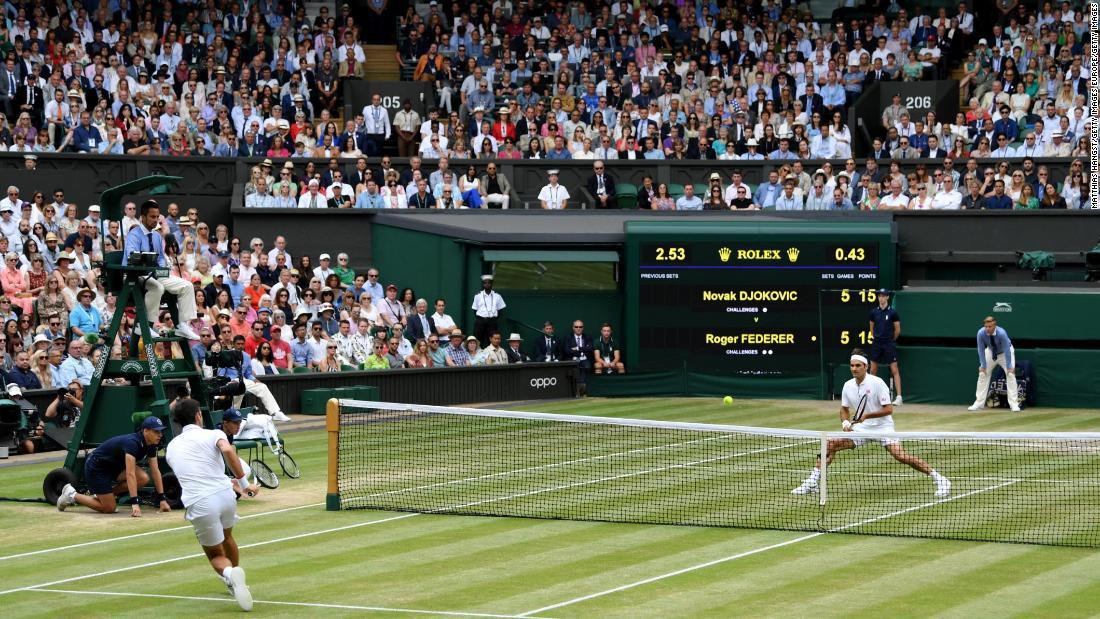 Wimbledon potrebbe essere annullato con una decisione da prendere la prossima settimana