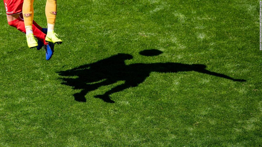 I giocatori di Dynamo Dresden sono risultati positivi al coronavirus