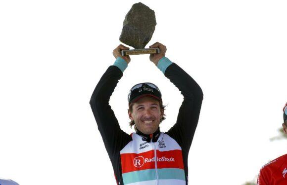 Il ciclista stellato Fabian Cancellara crea una stanza dei trofei … nella sua sauna