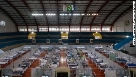 Il Brasile ora ha il secondo numero più alto di casi di coronavirus nel mondo dopo gli Stati Uniti
