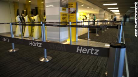 File Hertz per fallimento
