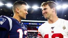 Eli Manning si è unito a Twitter e ha immediatamente preso in giro Tom Brady