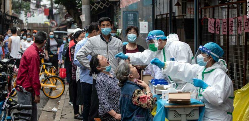 Wuhan ha eseguito 6,5 milioni di test di coronavirus in soli 9 giorni, secondo i media di stato