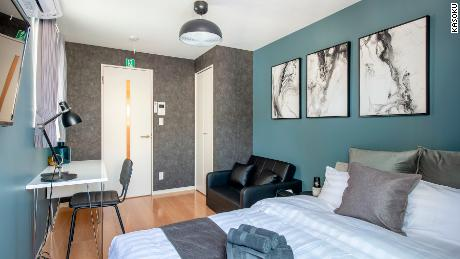 La compagnia giapponese offre camere d'albergo inutilizzate per coppie come parte della chiusa di Covid-19