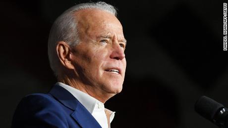 L'elenco dei compagni di stanza di Joe Biden è più breve di quanto pensi, almeno per ora