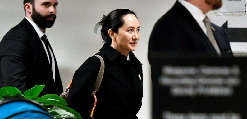 L'estradizione del direttore finanziario di Huawei Meng Wanzhou dal Canada agli Stati Uniti potrebbe continuare