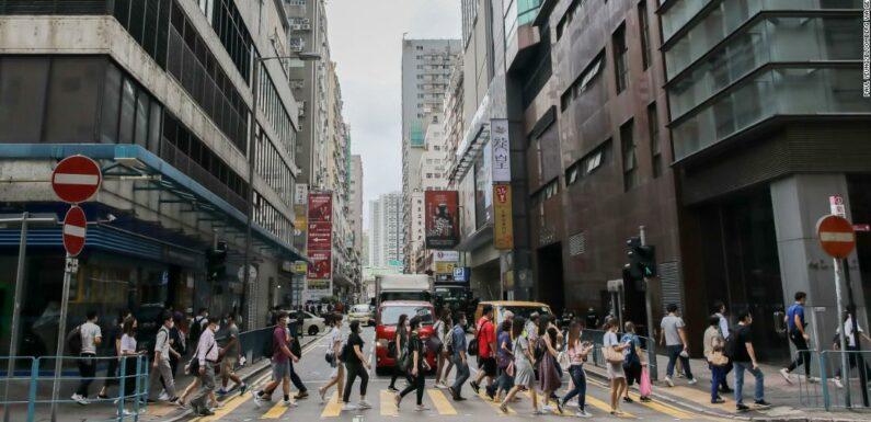 Gli Stati Uniti potrebbero porre fine alle sue relazioni speciali con Hong Kong. Ma per le aziende occidentali è complicato