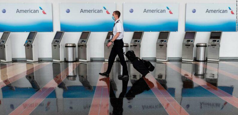 American e Delta si preparano per licenziamenti potenzialmente massicci