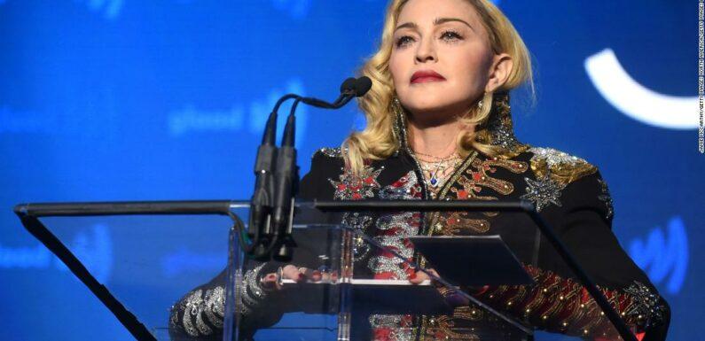 Madonna ha pubblicato un video tributo a George Floyd e non è andato bene