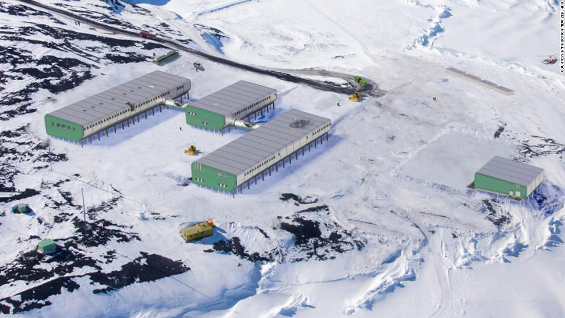 Com'è vivere in Antartide durante la pandemia