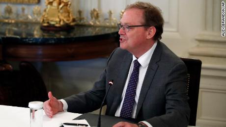 Il consulente economico della Casa Bianca afferma che potrebbe non essere necessario un ulteriore programma di recupero del coronavirus