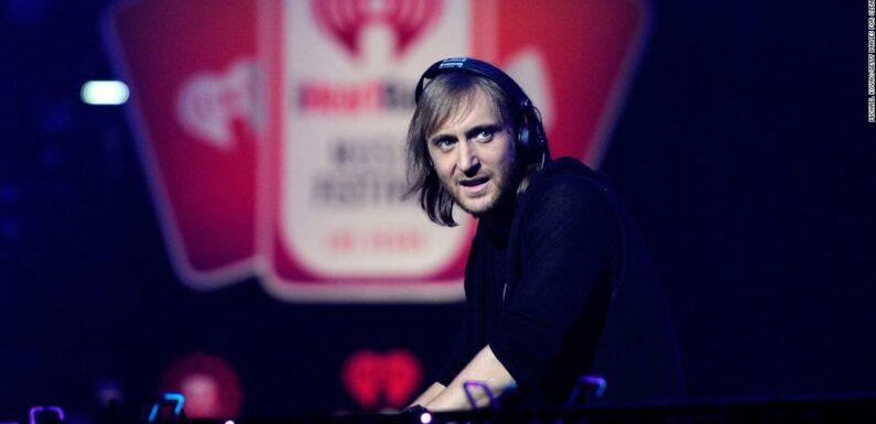 David Guetta ospiterà un'epica festa da ballo su un iconico tetto di New York questo fine settimana