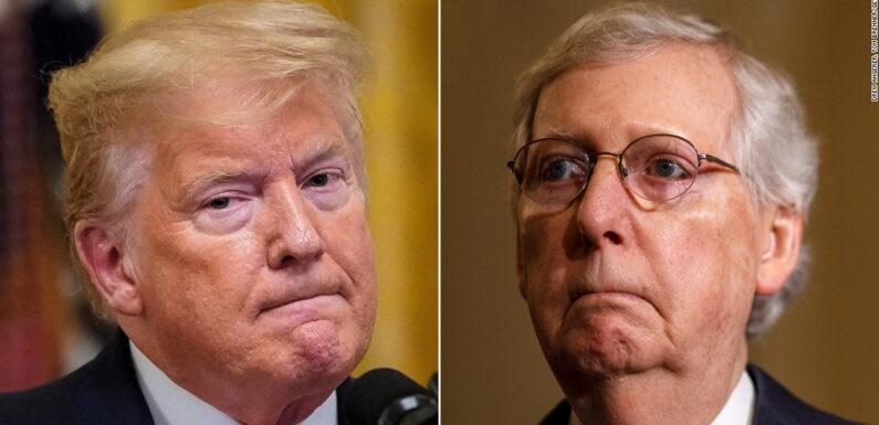 Gli agenti del GOP temono che Trump perderà sia la presidenza che la maggioranza del Senato