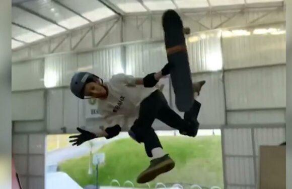 Gui Khury: lo skateboarder di 11 anni compie una svolta storica di 1080 gradi