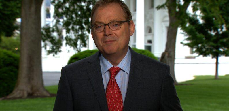 """Il consulente economico della Casa Bianca afferma che la disoccupazione colpirà """"a nord del 20%"""" a maggio"""