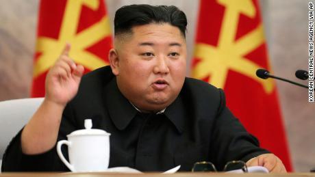 Kim Jong Un vuole aumentare il deterrente della guerra nucleare in Corea del Nord, & # 39; rapporti dei media di stato