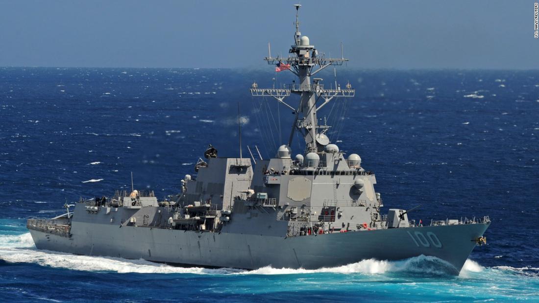 USS Kidd: il numero di coronavirus del secondo scoppio di una nave da guerra si avvicina a 100 mentre la marina limita le informazioni sulla pandemia