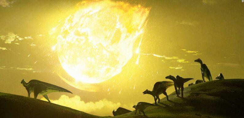 Un asteroide che spazzò via i dinosauri colpì l'angolo più mortale possibile