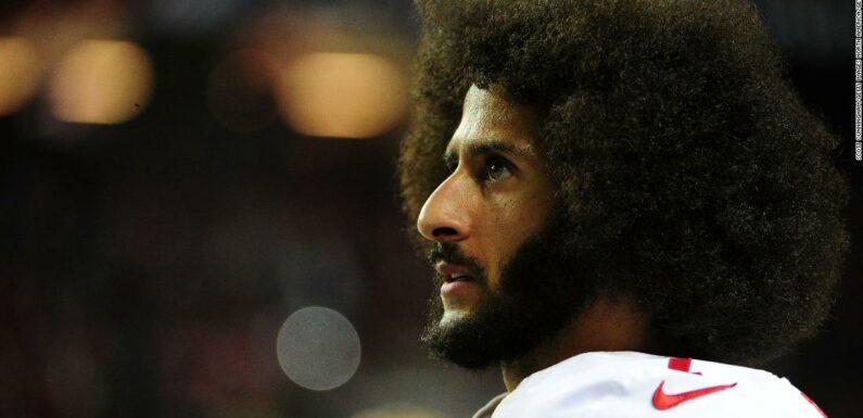 Colin Kaepernick: Nike, la NFL, Trump e la star della cultura si stanno rapidamente trasformando in icone globali