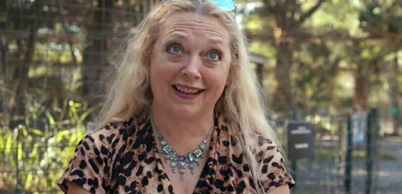 """Carole Baskin riceve lo zoo che una volta apparteneva al """"Re Tiger"""" Joe Esotico"""